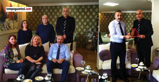 General FM ailesinden Turanlı'ya ziyaret…