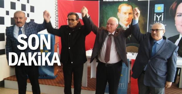 İYİ Parti Gökçebey İlçe Kongresi yapıldı