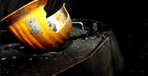 Tırın çarptığı maden işçisi hayatını kaybetti