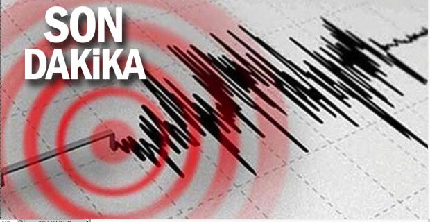 Zonguldak'ta deprem, 2.3 büyüklüğünde!..