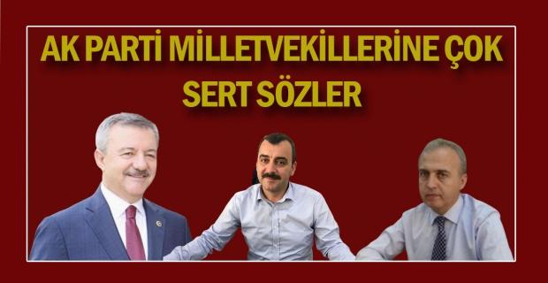 AK Partili üyeler tepki göstermeye başladı: Reis'e söveni, zengin çocuklarını işe aldınız