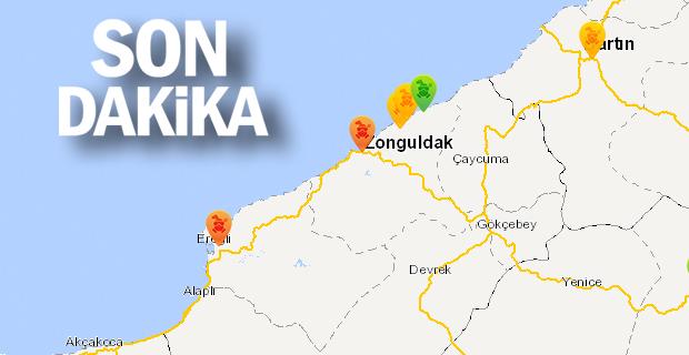 Bakanlık Ölçtü: Zonguldak ve Ereğli'de zehir soluyoruz