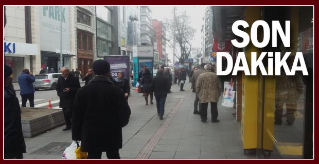 El ele kol kola Zonguldak coronaya kafa tutuyor