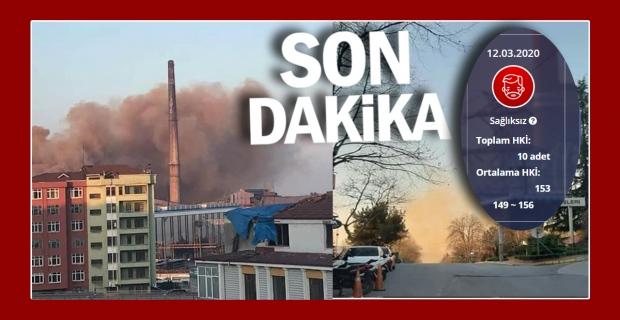 ERDEMİR duman attı: Çevre Bakanlığı 'Kırmızı' alarm verdi!