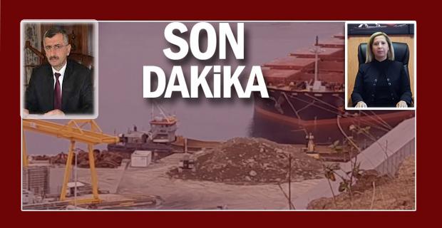 EREN Enerji Tonlarca hafriyatı Karadeniz'e böyle döküyor: Vali ve Çevre Müdürü dur diyebilecek mi?
