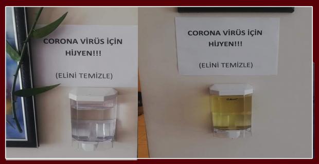 Filyos Belediyesi corona virüsüne önlem aldı