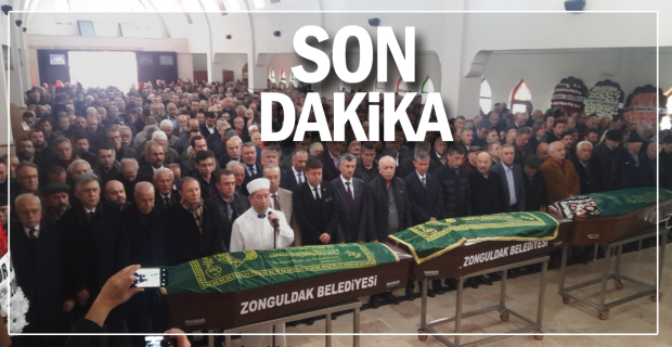 Gazeteci Bahadır son yolculuğuna uğurlandı