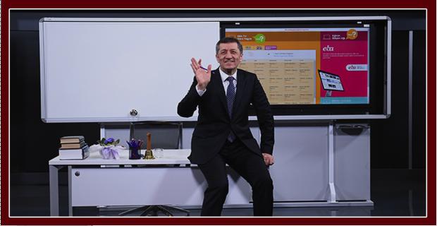 MEB tarafından alınan kararla uzaktan eğitim, TRT-EBA TV ve Eğitim Bilişim Ağı (EBA) üzerinden başladı