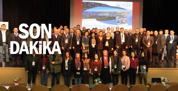 Türk Cerrahi Derneği 2020 yılı ilk bölgesel toplantısı BEÜ'de yapıldı