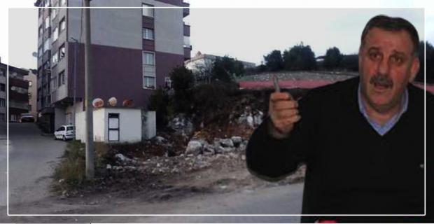 Vatandaş Ali Bektaş'a seslendi…  'Bize söz vermişti'