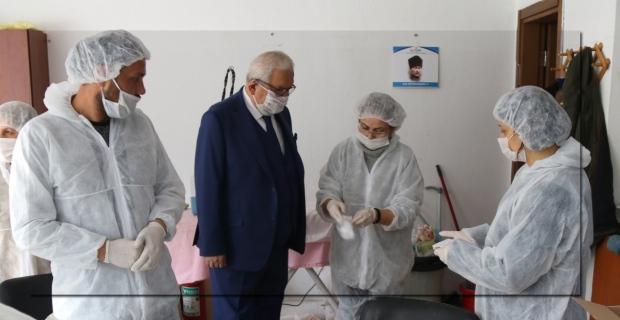 Zonguldak sınıfta kaldı: CHP'li Posbıyık maske üretimine geçti