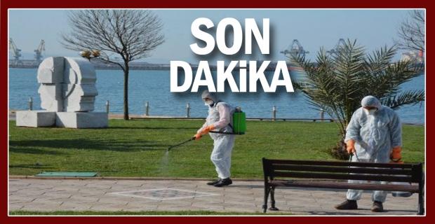 Zonguldak'ta evden çıkamayanların ihtiyaçları karşılanıyor, yollar deniz suyuyla yıkanıyor