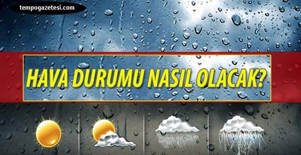 Zonguldak'ta hava durumu!