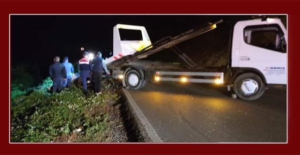 Devrek'te trafik kazası: 2 yaralı