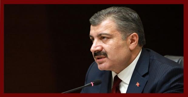 Sağlık Bakanı Fahrettin Koca; 'Hepimiz koronavirüs tehdidi altındayız'