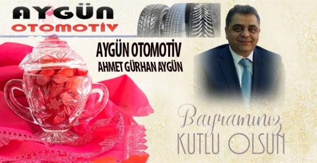 Ahmet Gürhan Aygün, Ramazan Bayramını kutladı…