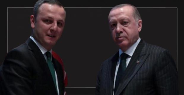 Cumhurbaşkanı Erdoğan, Başkan Alan'ı aradı!..