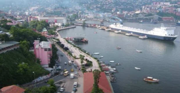 Bir müteahhit şehrin ufkuna tecavüz ederken…