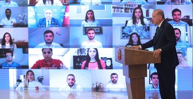 Cumhurbaşkanı Erdoğan'dan Eğlence mekanları hakkında açıklama!...