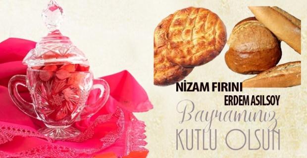 Erdem Asılsoy, Ramazan Bayramını kutladı…