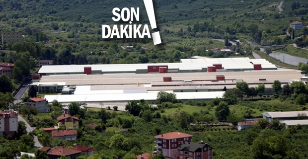 Fabrika çalışanları ve aileleriyle birlikte 800 kişi izole edildi