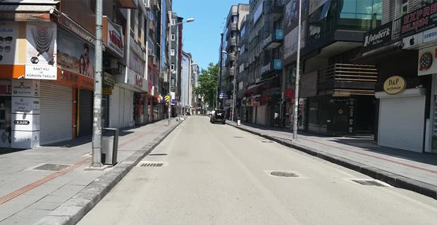 Sessiz şehir Zonguldak!...