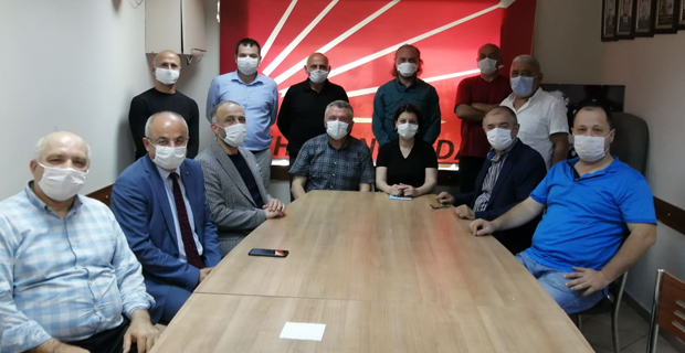 Demir, CHP'yi ziyaret etti. Konu MAKZON projesi….
