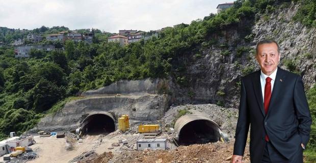 İkmal ihalesi yapıldı: Mithatpaşa tünelleri yıl sonunda bitiyor!