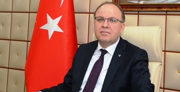 İşte Zonguldak'ın Yeni Valisi…