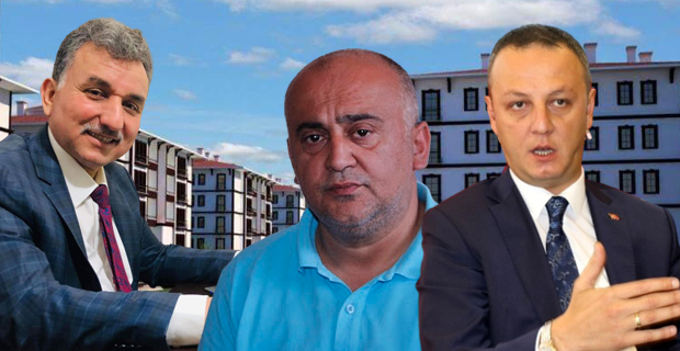 Meclis üyesi Muhtar'ı Alan'a şikayet etti…