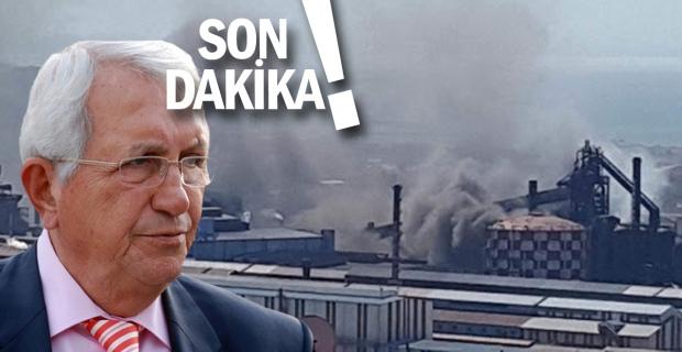 Posbıyık'tan ERDEMİR'e milyonluk imar cezası: Daha işin başındayız!