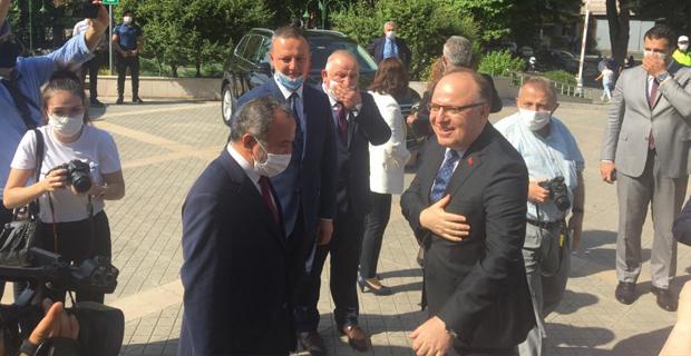 Yeni Vali Zonguldak'ta…