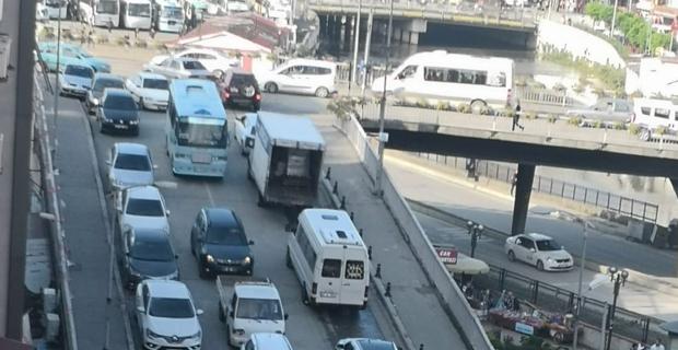 Zonguldak'ta trafiğe kayıtlı araç 156 bin 293 oldu
