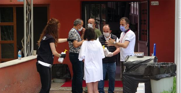 Zonguldak'ta LGS heyecanı