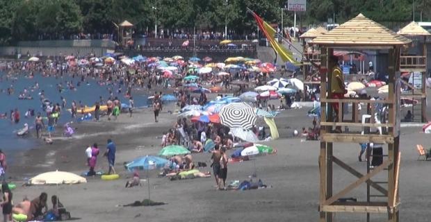 Ereğli Plajı kapanış saati uzatıldı