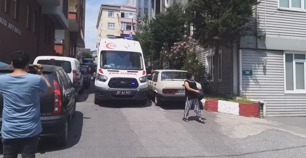 Güzellik merkezi çalışanı elektrik akımına kapıldı