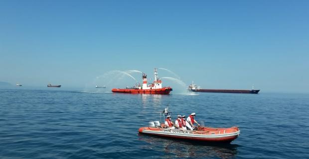 Zonguldak'ta Denizcilik ve Kabotaj Bayramı kutlamaları...