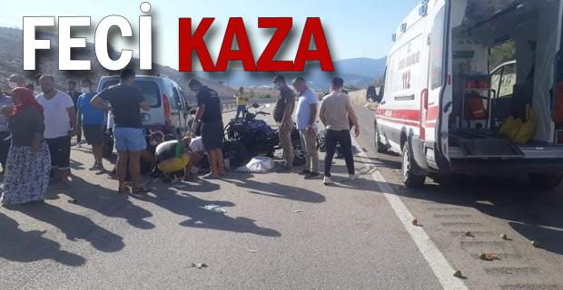 Feci kaza: 8 Yaralı