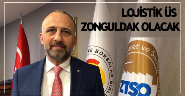 Lojistik üs Zonguldak olacak
