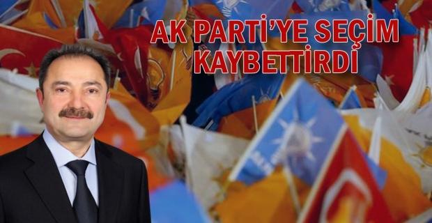 Partisine seçim kaybettirdi: İlçe'yi istiyor!