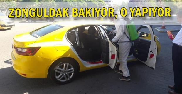 Zonguldak Bakıyor, O yapıyor!