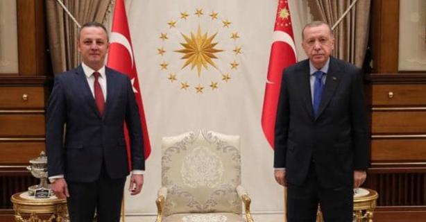 Erdoğan'la ne görüştü