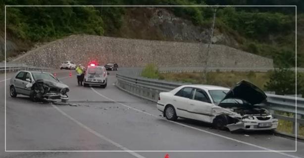 Feci kaza; 7 kişi yaralandı