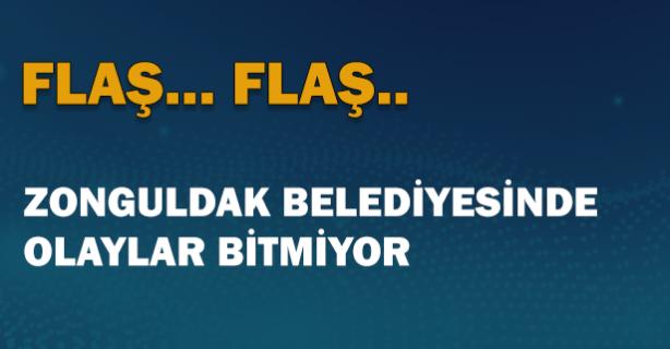 Flaş gelişme..Zonguldak Belediyesinde yine darp olayı