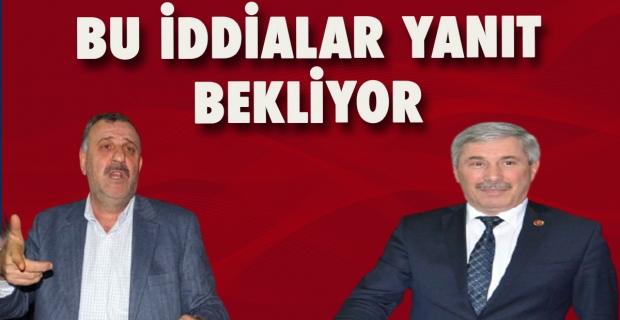 Ali Bektaş ve Kerim Yılmaz'a sorular…