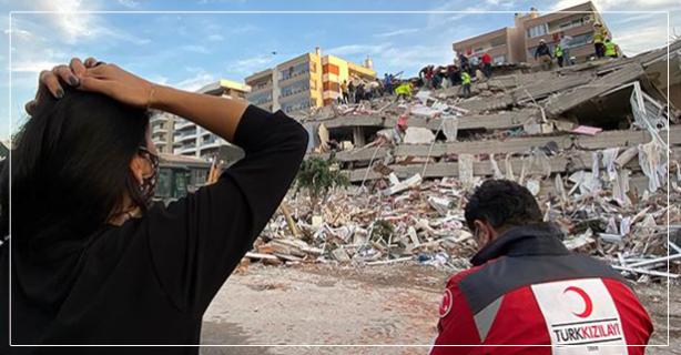 Haydi Zonguldak, İzmir yardım bekliyor