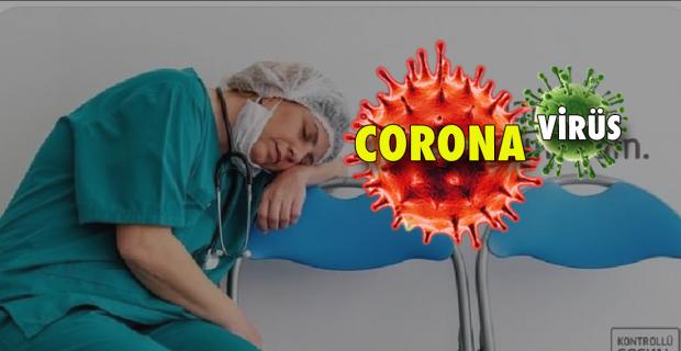 Koronaya yakalandığına sevindi: Hastalarım gözümün önünde ölmeyecekler
