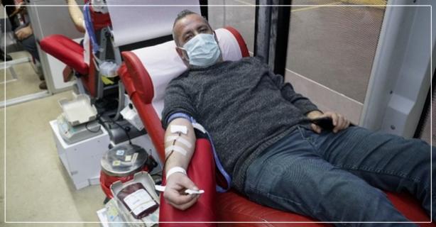Kan Bağışına destek verdiler
