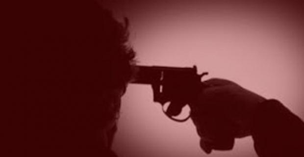 Av tüfeği ile intihar etti!