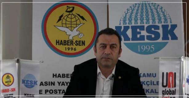 Damatoğlu Ankara'ya yürüyor